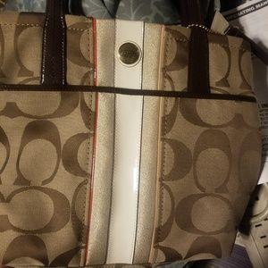 Coach bag medium